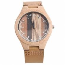 Mad Man Nova Bamboo Watch