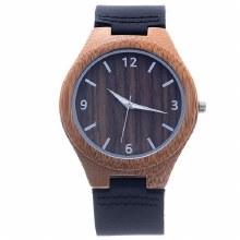 Mad Man Koa Bamboo Watch