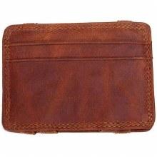 Mad Man Leather Flip Wallet