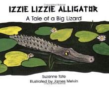Izzie Lizzie Alligator