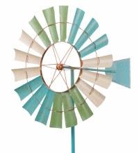 "26"" Wind Spinner Coastal Windmill"
