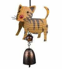 Cat Barn Bouncy Bell