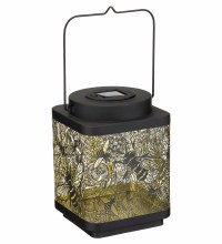 Large Shadow Lantern with Bee's cut out