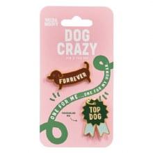 Dog Pin & Tag Set