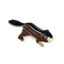 Plush Chipmonk with Squeaker Dog Toy