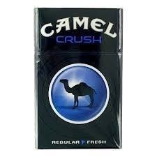 Camel Crush Blue - Pack or Carton