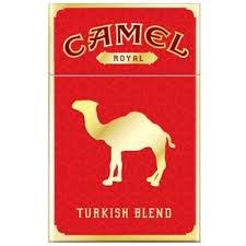 Camel Royal Red - Pack or Carton TB