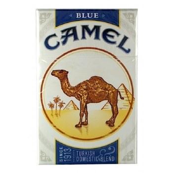 Camel Blue - Pack or Carton
