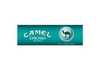 Camel Crush Smooth - Pack or Carton