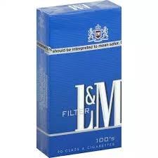 L&M Blue 100 - Pack or Carton