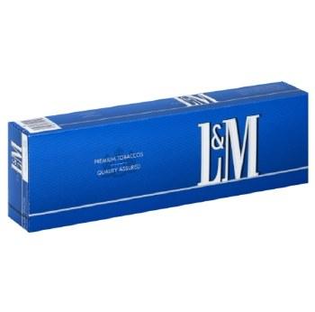 L&M Blue - Pack or Carton