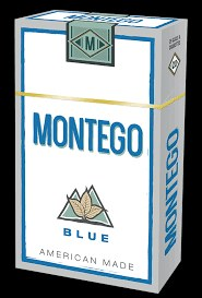 Montego Blue - Pack or Carton