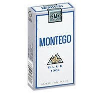 Montego Blue 100 - Pack or Carton
