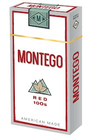 Montego Red 100 - Pack or Carton