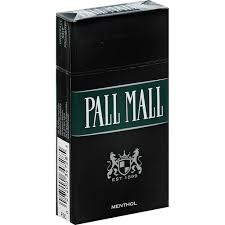 Pall Mall Men Black 100 - Pack or Carton