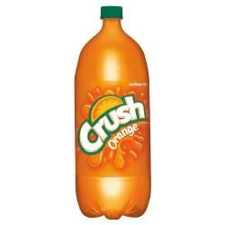 2 Ltr Crush Orange