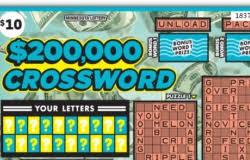$200,000 Crossword $10
