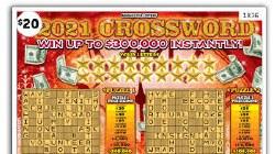 2021 Crossword $20