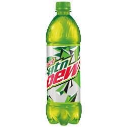 24oz Diet Mountain Dew