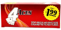 4 Aces Red King