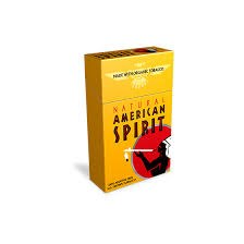 American Spirit Gold - Pack or Carton
