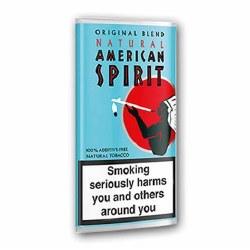 American Spirit Light Blue