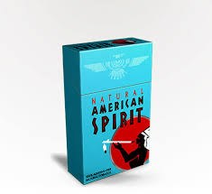 American Spirit Sky - Pack or Carton