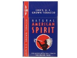 American Spirit Dark Blue - Pack or Carton