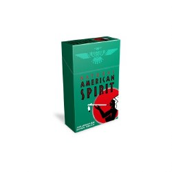 American Spirit Menthol Green - Pack or Carton