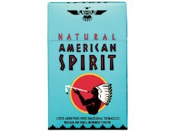 American Spirit Tq - Pack or Carton
