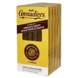 Ayc Grenadiers 6pk Cigars