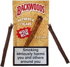 Backwoods Wild Rum Single