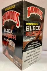 Backwoods Black Russian 5pk