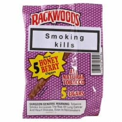 Backwoods Honey Berry