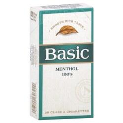 Basic Menthol 100