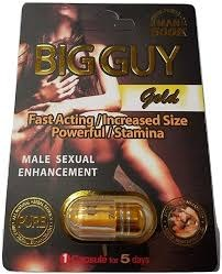 Big Guy Gold Enhancement