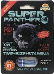 Black Panther Pills