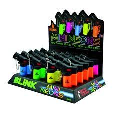 Blink Mini Torch Neon