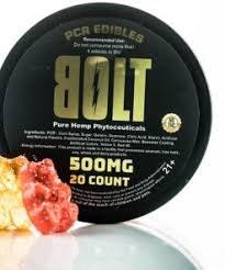Bolt 500mg Gummies