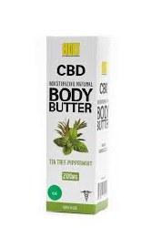 Bolt Cbd Body Butter 200mg