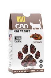 Bolt Cbd Cat Treats 150mg