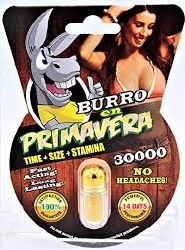 Burro Primavera Enhancement