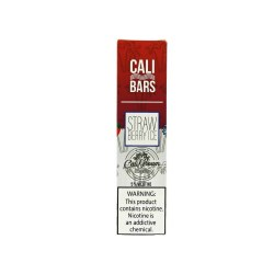 Cali Bars Strawberry Ice 5%