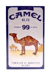 Camel Blue 99 - Pack or Carton