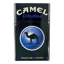 Camel Crush Blue - Pack or Carton