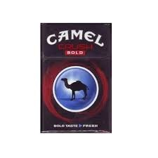 Camel Crush Rich - Pack or Carton