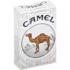 Camel Platinum - Pack or Carton