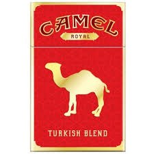 Camel Royal Red - Pack or Carton TB
