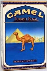 Camel Turkish Royal - Pack or Carton
