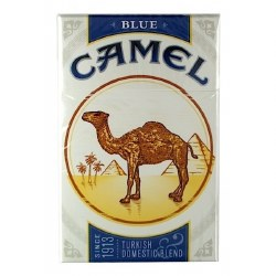 Camel Blue - Pack or Carton